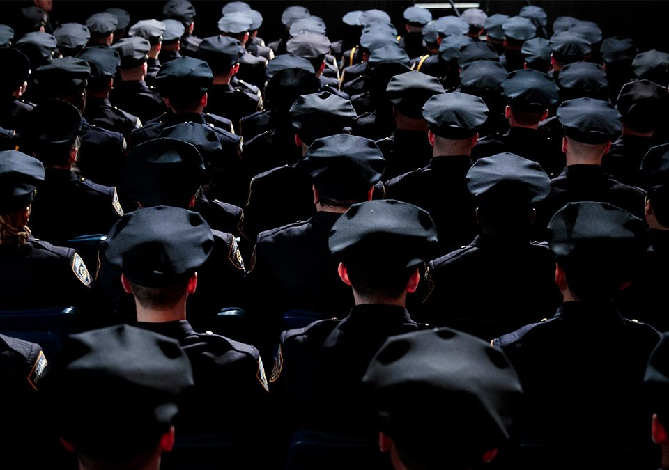 Simple Changes to Job Ads Can Help Recruit More Police Officers of Color