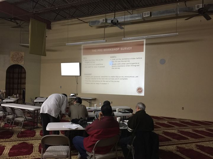 I was honored to be selected to facilitate a breakout session during a workshop…