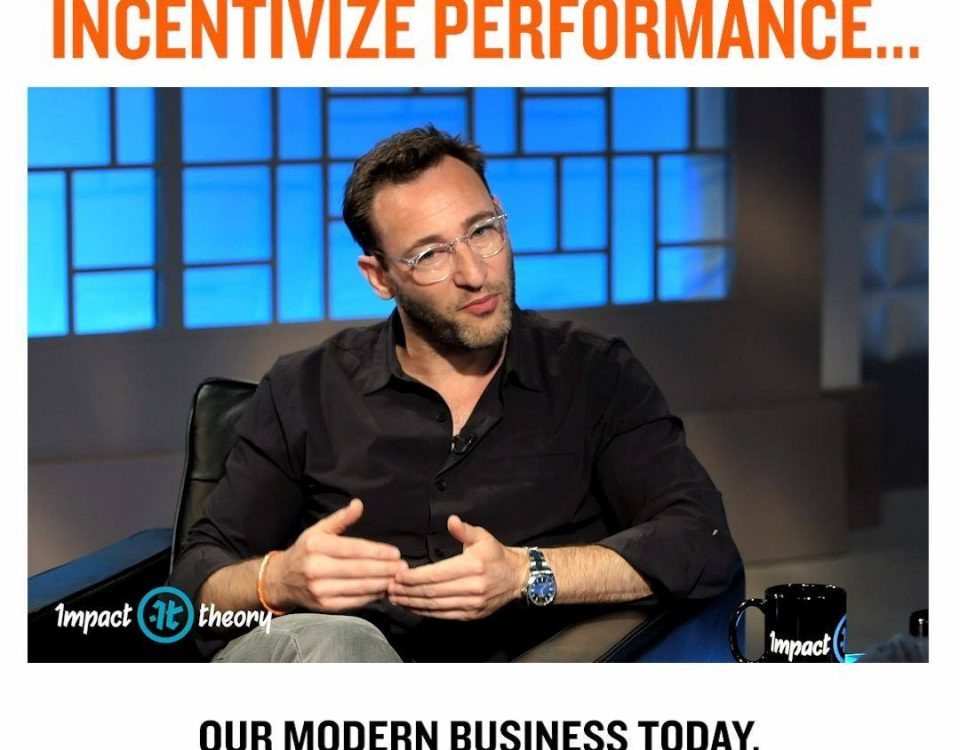 Why You Shouldn't Incentivize Performance